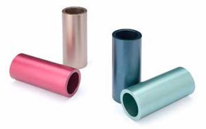 Anodized Aluminum Slide