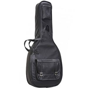 Levys LM20 Leather Acoustic Guitar Bag