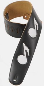 Levys M4N  Music Notes- Black []