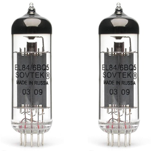 Sovtek EL84 - Matched Pair