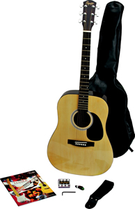Squier SA100 Acoustic Pack [0930300021]