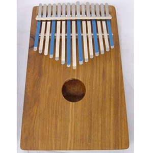 Hugh Tracey Alto Kalimba with Internal Mic Pickup