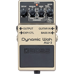 Boss AW-3 Dynamic Wah [AW3]