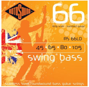 Rotosound RS66LD Swing Bass Med 45-105 []