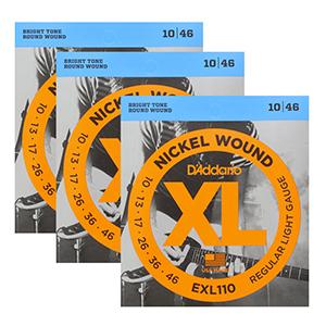 EXL110 - 3 Sets