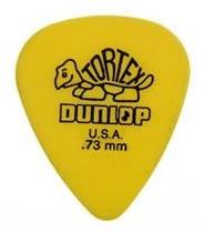Yellow .73mm Thickness Tortex (72 Picks)