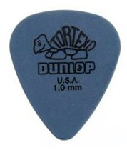 Dunlop Blue 1.00mm Thickness Tortex (72 Picks) [418110]