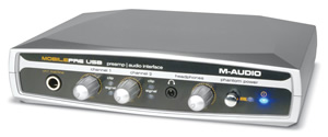 M-Audio MobilePre USB