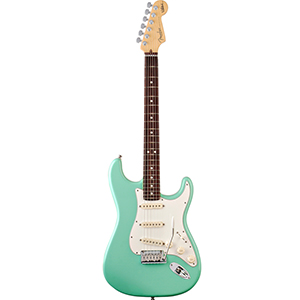 Jeff Beck Stratocaster Surf Green