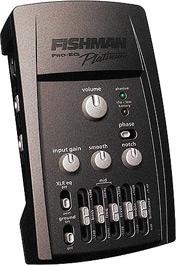 Pro EQ Platinum Instrument Preamp