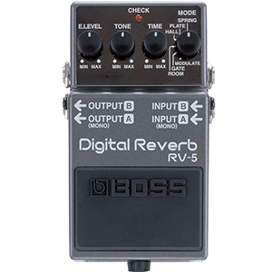 Boss RV-5 Digital Stereo Reverb  [RV5]