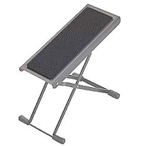 Konig Meyer 14670n Foot Rest - Nickle [14670.000.01]
