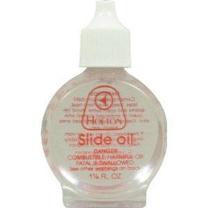 Slide Oil