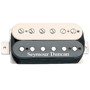 Seymour Duncan SHPG1B  Pearly Gates Bridge Zebra