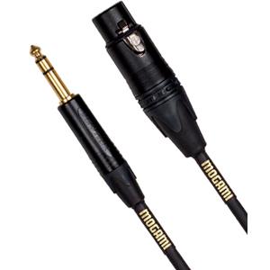 Mogami Gold TRS-XLRF - 20 Foot [GOLD-TRSXLRF-20]