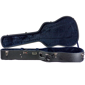 TKL Deluxe Dreadnought Acoustic Guitar Hard Shell Case - 8815