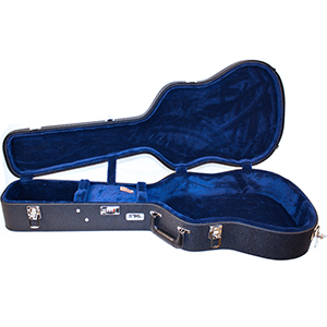 Deluxe Concert Acoustic Guitar Hard Shell Case - 8805