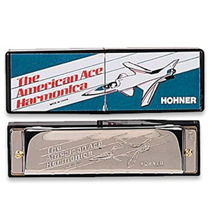 Hohner American Ace Key of C