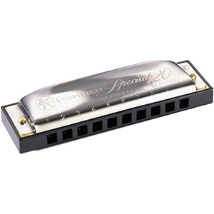 Hohner Special 20 Key of B