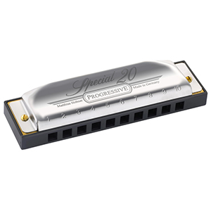 Hohner Special 20 Key of Bb