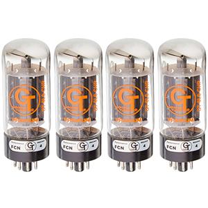 Groove Tubes GT-6L6-CHP Quartet