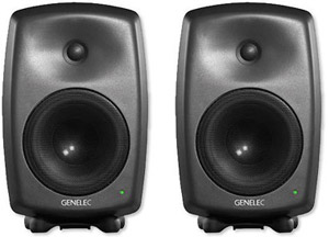 Genelec 8030APM - Black Pair
