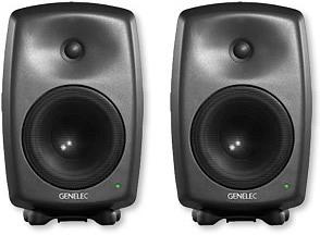 Genelec 8040APM - Black Pair