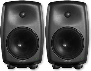 Genelec 8050APM - Black Pair