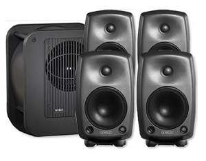 Genelec 8030LSE Power Pak - Black []