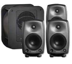 Genelec 8030LSE Triple Play - Black []