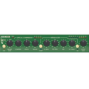 Joemeek ThreeQ Channel Strip []
