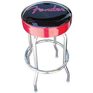 Fender Barstool 24 Inch - Red
