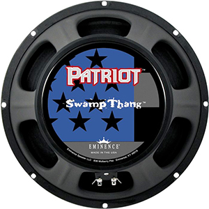Eminence Patriot Series Swamp Thang 12 Inch  8 Ohms