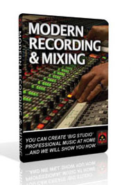 Secrets of the Pros Modern Recording & Mixing DVD Set []
