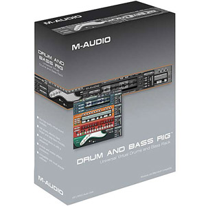 M-Audio Drum and Bass Rig [99104067200]