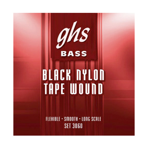 GHS-3060-4 Black Tapewound