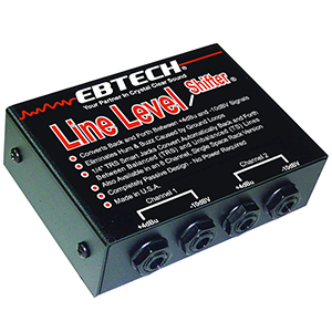 Ebtech Line level Shifter [LLS2]