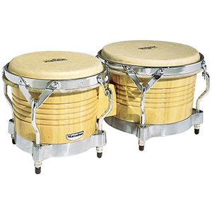LP M201 Bongos - Natural