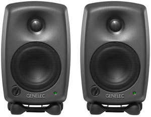 Genelec 8020BPM - Black Pair [8020BPM]