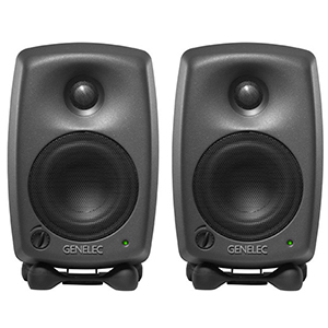 Genelec 8020BPM - Black Pair