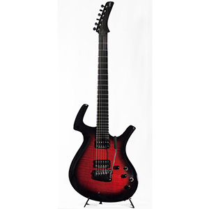 Parker Fly Mojo Flame - Black Cherry Burst [RFOTBCB]