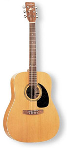 Art Lutherie Cedar - Natural Finish [014866]