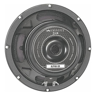 Eminence Alpha Series - 8 Inch 8 Ohms