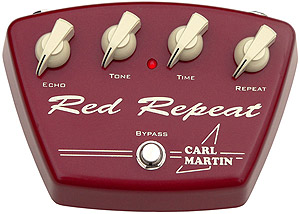 Carl Martin Red Repeat -Demo