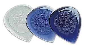 Dunlop Stubby Jazz 1.0 Clear (6 picks)