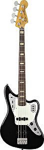 Fender Deluxe Jaguar® Bass - Black Finish [0259505506]