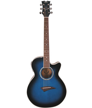 Dean Performer E in Blue Burst [PE BB]