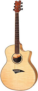 Dean Exotica FM - Gloss Natural [EFM]