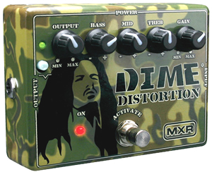 MXR Dime Distortion DD11  [DD11]