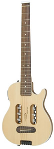 Traveler Escape MK-II Steel Spruce w/Deluxe Gig Bag [MKS NAT]